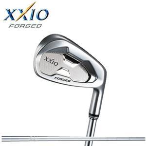 ゼクシオ フォージド アイアンセット XXIO FORGED ダンロップ ゴルフクラブ メンズ アイアン 6本セット nsプロ 940gh dst スチールシャフト 2015年モデル