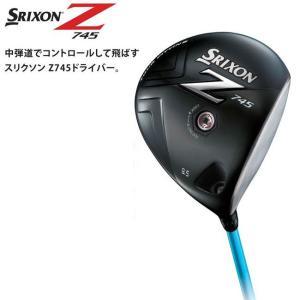 スリクソン SRIXON Z745 ドライバー ゴルフクラブ...