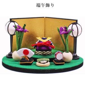 端午飾り pp-koshidou