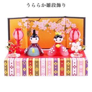 うららか雛段飾り pp-koshidou