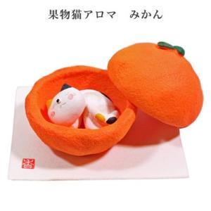 果物猫アロマ みかん|pp-koshidou