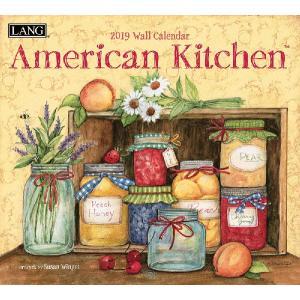 2019ラングカレンダー American Kitchen|pp-koshidou