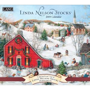 2019ラングカレンダー Linda Nelson Stocks|pp-koshidou