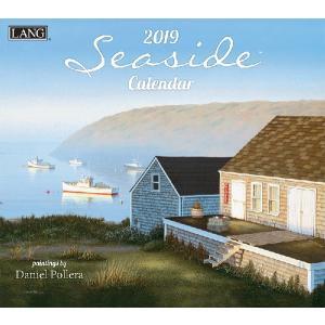 2019ラングカレンダー Seaside|pp-koshidou