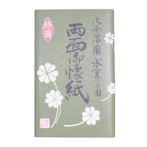 両面御懐紙 30枚入り pp-koshidou