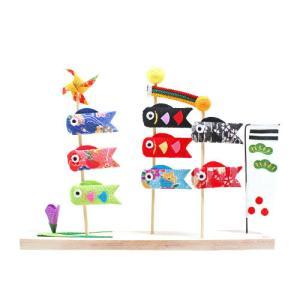 三本立ち鯉のぼり|pp-koshidou