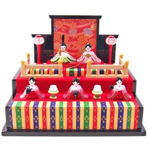 花祭り雛飾り pp-koshidou