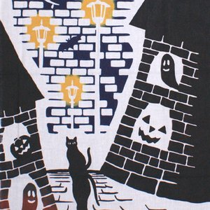 ケネマ手拭い Witchcraft  Street|pp-koshidou