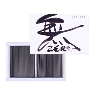ハーフ寸お線香 無ZERO|pp-koshidou