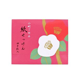 紙せっけん つばき|pp-koshidou
