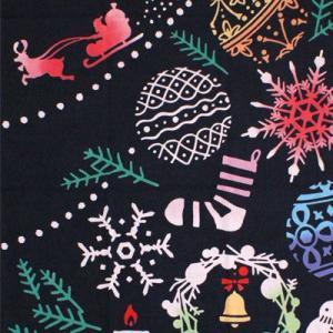 ケネマ手拭い「Ornament Tree」|pp-koshidou
