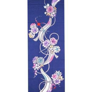 ケネマ手拭い 花簪|pp-koshidou