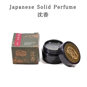 Japanese Solid Perfume 沈香|pp-koshidou