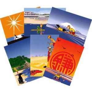 jujuTakeshiポストカードセット「海」|pp-koshidou