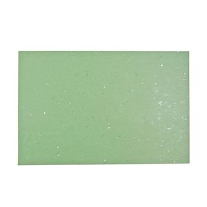 越前和紙ランチョンマット  金銀雲竜 緑 pp-koshidou