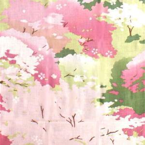濱文様 絵てぬぐい 山桜|pp-koshidou