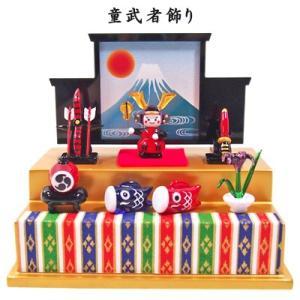 童武者飾り|pp-koshidou