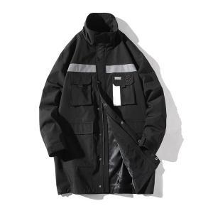 フライトジャケット メンズ ミリタリージャケット リバーシブル ジャケット アウター ジャンパー 新品 ppap191919