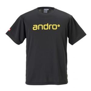 送料250円 アンドロ ナパTシャツ IV 卓球 andro ゲームシャツ 4
