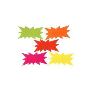 【2個から販売】COST カラーシート(星型) 単色20枚入 230×430mm 両面テープ付|pr-youhin