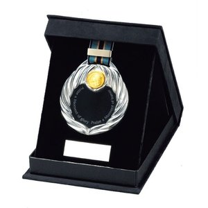 MY-9841 ジェネシスメダル 金・銀・銅 文字刻印代込/表彰グッズ