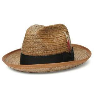 ニューヨークハット 帽子 ストローハット NEW YORK ...