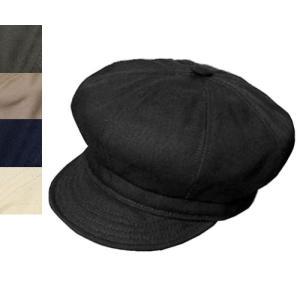 ニューヨークハット New York Hat  キャスケット  6216 CANVAS SPITFIRE  Black Olive Khaki Navy Natural|prast