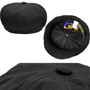 ニューヨークハット New York Hat  キャスケット  6216 CANVAS SPITFIRE  Black Olive Khaki Navy Natural|prast|03