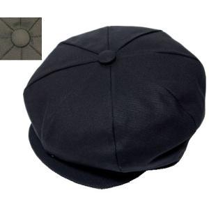 ニューヨークハット キャスケット  ハンチング  NEW YORK HAT 帽子 6218 CANV...