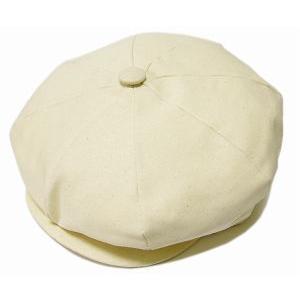 ニューヨークハット NEW YORK HAT  帽子 キャスケット  6218 CANVAS NEW...