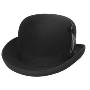 Bailey ベイリー Hollywood Series 帽子 フェルトダービーハット 3816 DERBY Black|prast