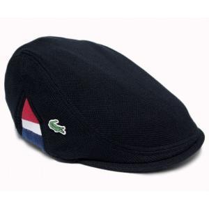 LACOSTE(ラコステ)  帽子 ハンチング, ブラック(L3727)|prast|03