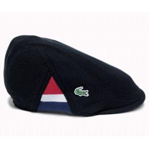 LACOSTE(ラコステ)  帽子 ハンチング, ブラック(L3727)|prast|04