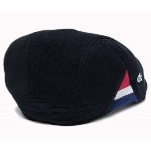 LACOSTE(ラコステ)  帽子 ハンチング, ブラック(L3727)|prast|05