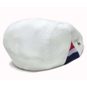 LACOSTE(ラコステ)  帽子 ハンチング, ホワイト(L3727)|prast|05