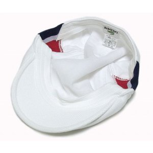 LACOSTE(ラコステ)  帽子 ハンチング, ホワイト(L3727)|prast|06