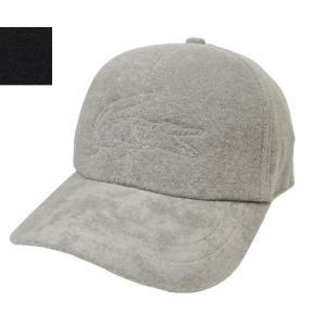 91a21ae5fac70b LACOSTE ラコステ パイル キャップ L1091 グレー 黒 帽子 野球帽 ワニ 紳士 婦人 メンズ レディース 男女
