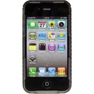 NITEIZE(ナイトアイズ) コネクトケース for iPhone4/4S スモーク CNT-IP4-06TC|praticopratico