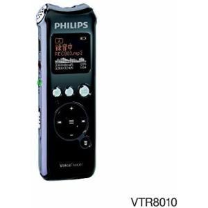 PHILIPS ICレコーダー 16GB内蔵メモリ搭載 VTR8010|praticopratico