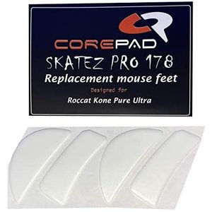 Corepad Skatez マウスソール ROCCAT Kone Pure Ultra 2セット|praticopratico