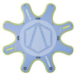 """【AZTRON FITNESS HUB 9'7""""】 アストロン フィットネスハブ SUPヨガ用フロート インフレータブル prazer"""