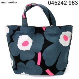 マリメッコ marimekko トートバッグ キャンバス PIENI UNIKKO Veronika  045242 963 コットン 新品 現品限り|pre-ma