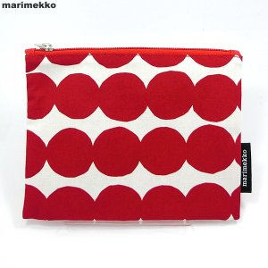 マリメッコOK ポーチ 定形外郵便140円OK marimekko KAIKA RASYMATTO 047248 POUCH pre-ma
