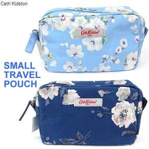 キャスキッドソン ポーチ コスメポーチ メイクポーチ トラベルポーチ Cath Kidston Cath Kids Small Travel Pouch|pre-ma