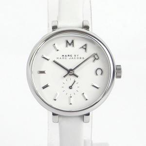 マークバイマークジェイコブス レディース 腕時計 MBM1350 SALLY サリー 28mm ホワイト 【展示品アウトレット】|pre-ma