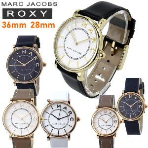 マークジェイコブス 腕時計 36mm MJ1561 ROXY ロキシー ホワイト ユニセックス 決算セール|pre-ma
