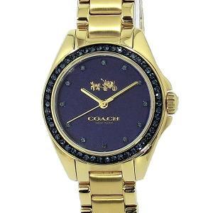 コーチ COACH  レディース腕時計 トリステン 14502344 ブルークリスタル アウトレット|pre-ma