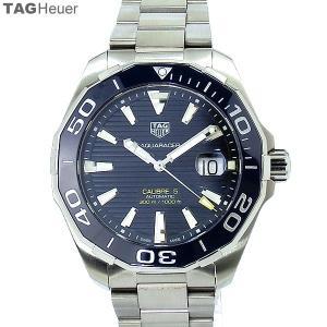タグホイヤー アクアレーサー 腕時計 メンズ WAY201B.BA0927 300m キャリバー5 TAG HEUER アウトレット|pre-ma