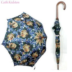 キャスキッドソン×フルトン Cath Kidston x FULTON コラボ アンブレラ 傘 長傘 L541 5F3061 154375|pre-ma