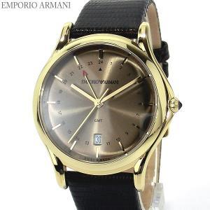 エンポリオ アルマーニ  腕時計  ARS1103 40mm GMT メンズ EMPORIO ARMANI  SWISS MADE アウトレット特価 A|pre-ma